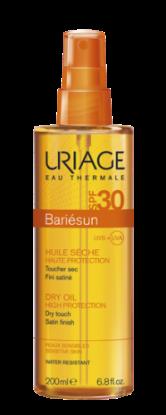 huile-solaire-spf30-200ml-bariésun-uriage