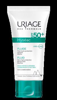 Fluído-SPF50-hyseac-uriage
