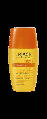 fluide-solaire-pocket-ultra-leger-SPF50-30ml-bariésun-uriage