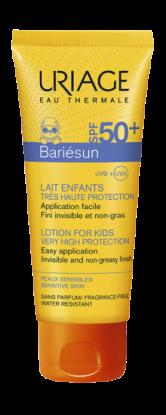 leite-infantil-spf50-100ml-bariesun-uriage