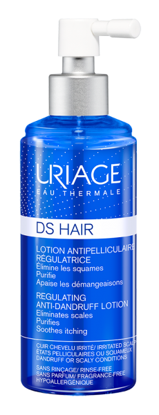 DS HAIR - LOTION ANTIPELLICULAIRE RÉGULATRICE URIAGE