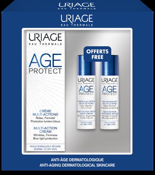AGE PROTECT - MON RITUEL ANTI-AGE DERMATOLOGIQUE URIAGE