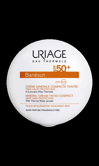 BARIÉSUN - CRÈME MINÉRALE COMPACTE TEINTÉE CLAIRE SPF50+ URIAGE