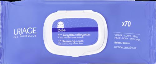 1-eres-lingettes-nettoyantes-bebe-uriage