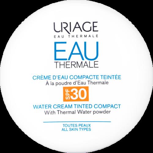 Creme-d-eau-compacte-teintee-SPF30-uriage-eau-thermale