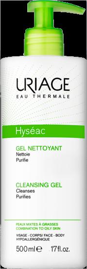HYSÉAC - GEL NETTOYANT URIAGE