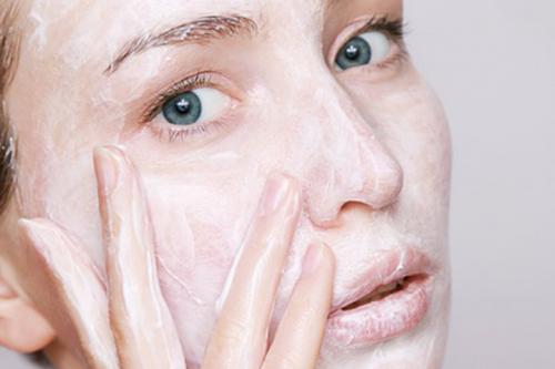 masque nettoyage